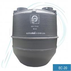ถังบำบัดน้ำเสีย ECO TANK อีโคแท้งค์ (รุ่น EC-20)