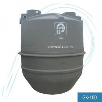 ถังบำบัดน้ำเสีย SATS แซทส์ (รุ่น GK 100)