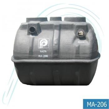 ถังบำบัดน้ำเสีย SATS แซทส์ (รุ่น MA 206)