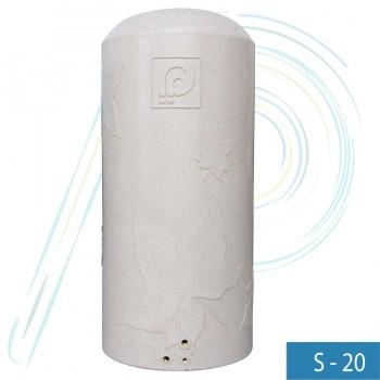 ถังเก็บน้ำ พี.พี.เซฟ (รุ่น S–20 ความจุ 2,000 ลิตร)