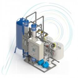 ระบบกรองน้ำด้วยเมมเบรน (Maxfil)